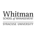 S.U. Whitman School of Management logo