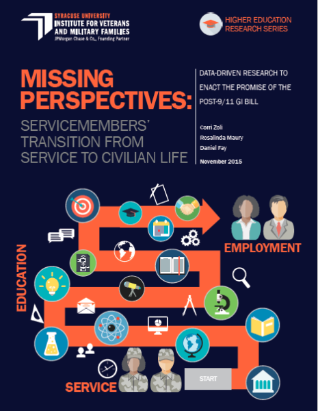 Missing Perspectives: Service Members' Transition from Service to Civilian Cover