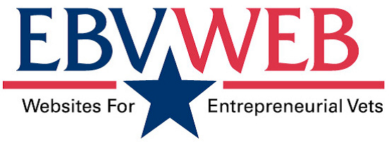 E.B.V. Web logo