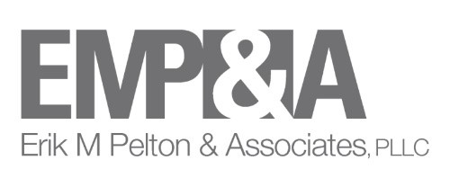 Erik M. Pelton and Associates logo