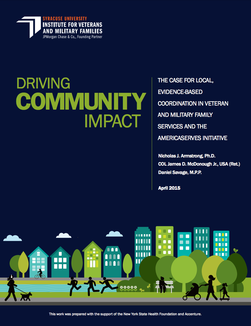 Driving Community Impact: A Case for Local Evidence-Based Coordination in Vetera Cover