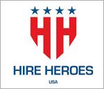 Hire Heroes logo