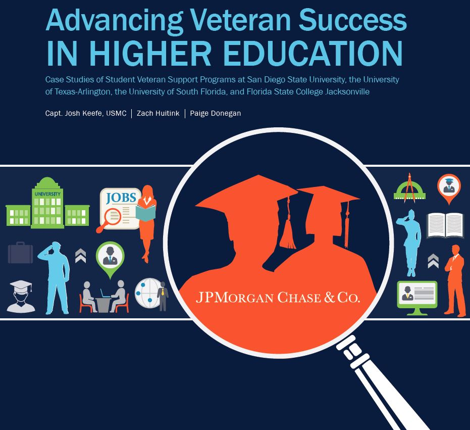 Advancing Veteran Success in Higher Education: Case Studies of Student Veteran S Cover