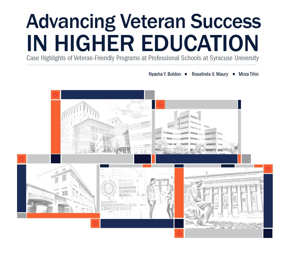 Advancing Veteran Success in Higher Education: Case Highlights of Veteran-Friend Cover