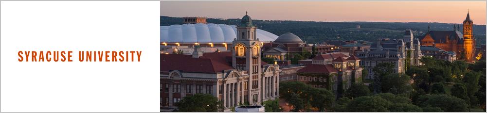 S.U. campus banner