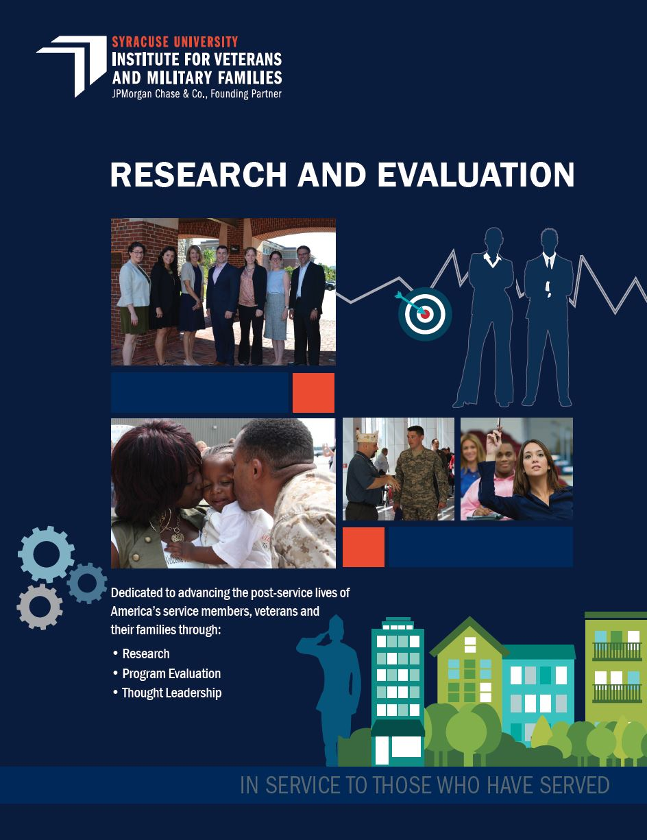 Research and Evaluation Overview Cover