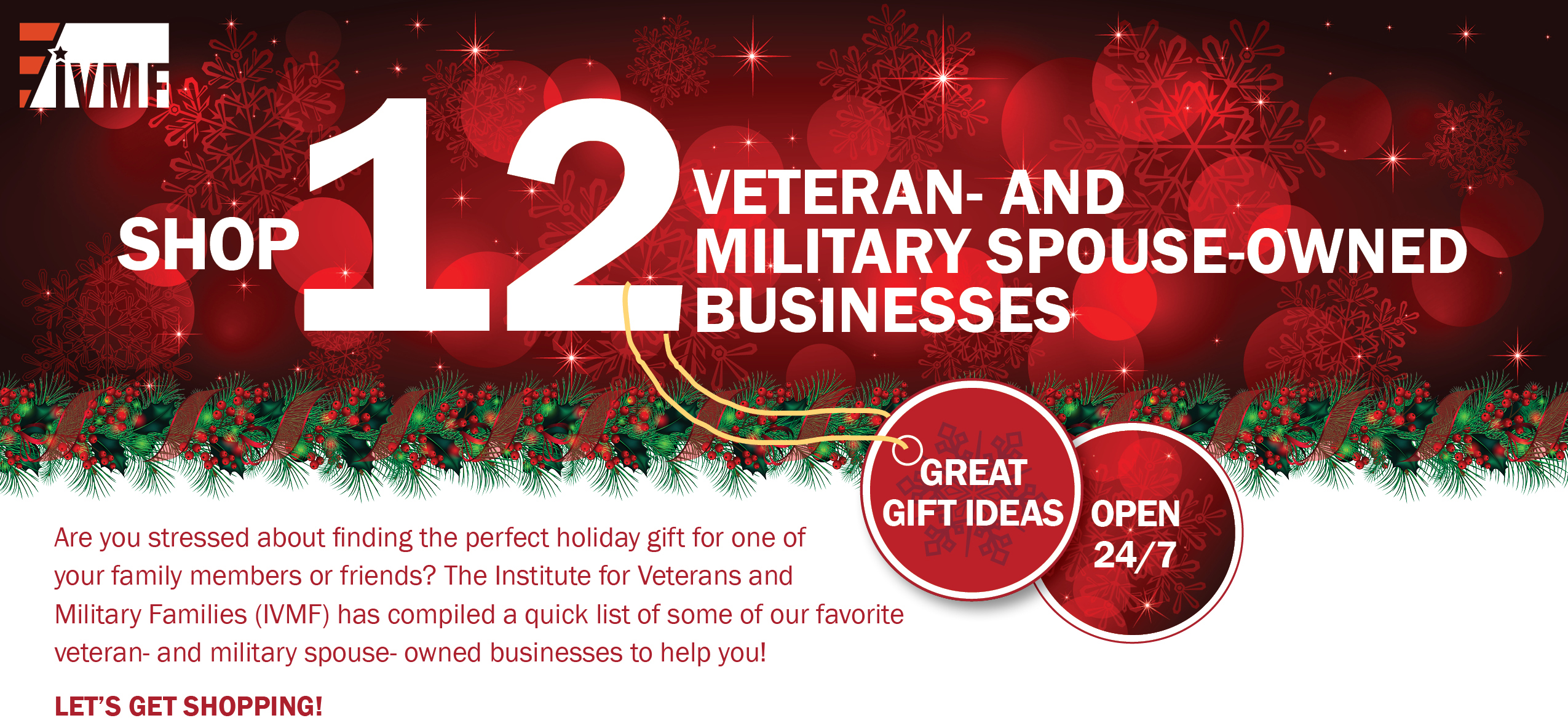 Veteran and Military Spouse-Owned Businesses