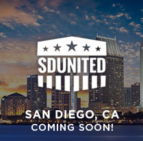 SDUNITED San Diego, Ca Location (coming soon)