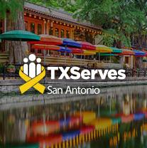 TXServes San Antonio Location