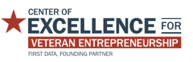 Center of excellence for veteran entrepreneurship logo