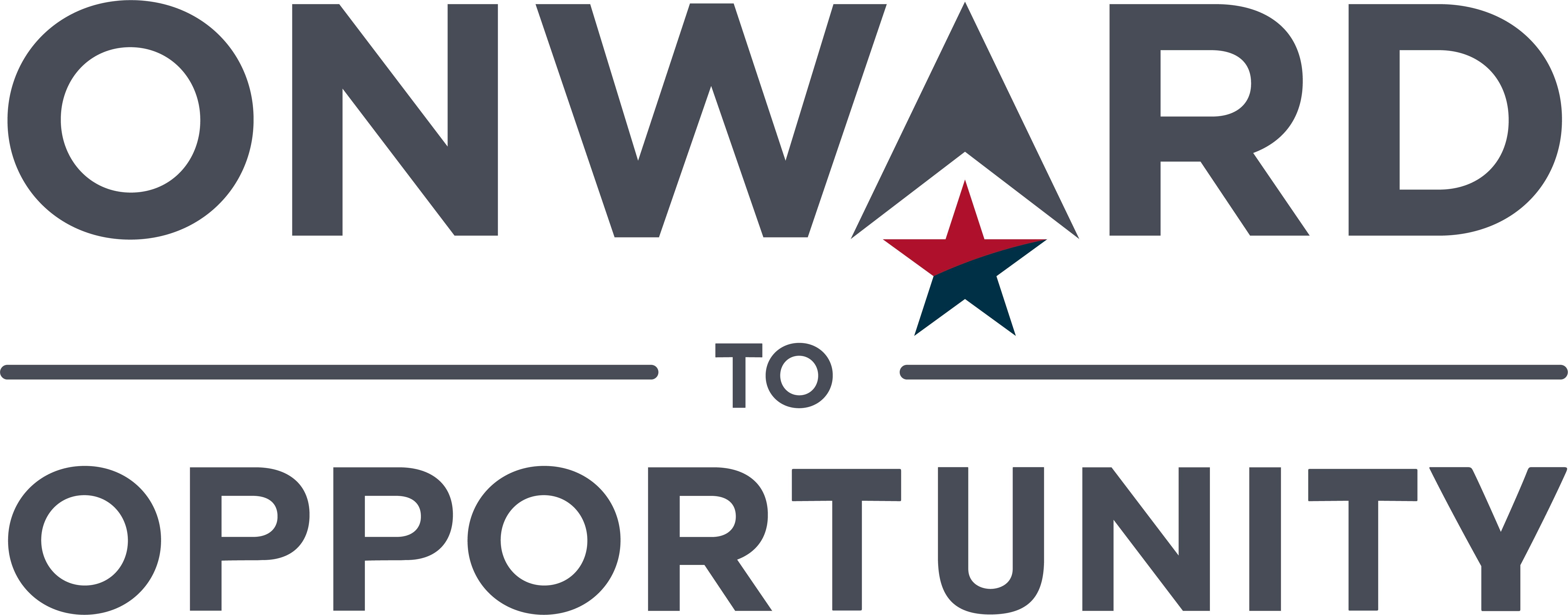 Onward to Opportunity Logo