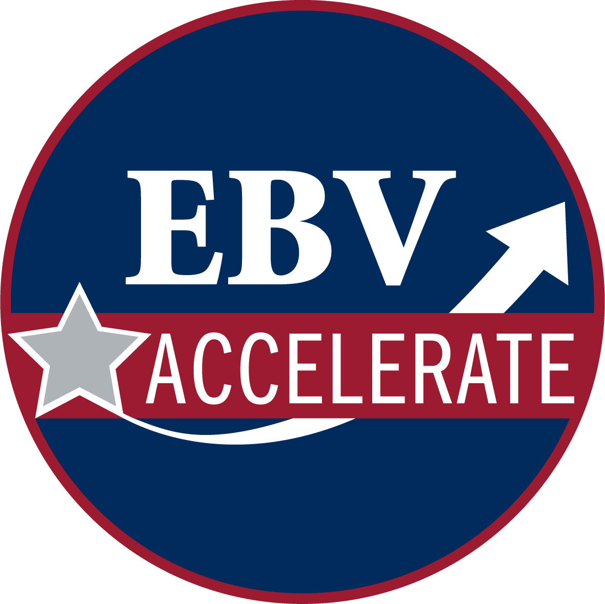 ebv accelerate logo
