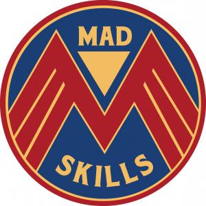 mad skills logo