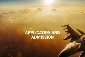 application and admission