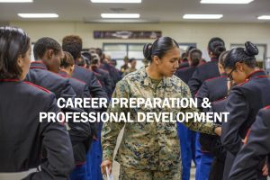 career preparation and professional development