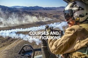 Courses and Certifications