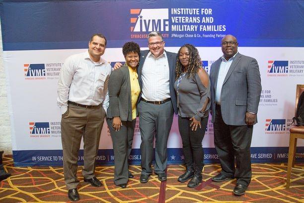 IVMF Alumni groupshot