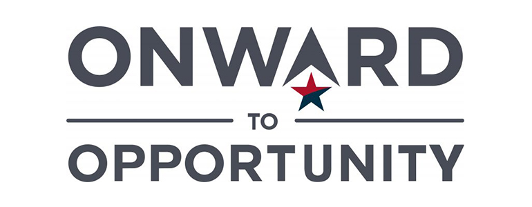 Onward to Opportunity Logo