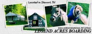 Legend Acres logo