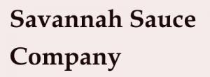 savannah sauce company logo