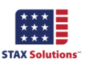 stax solutions logo
