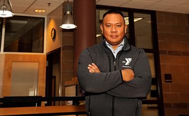 O2O Graduate Drew Aquino.