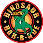 Dino BBQ logo.