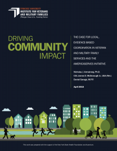 Driving Community Impact cover